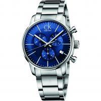 Herren Calvin Klein CITY Chronograf Uhren