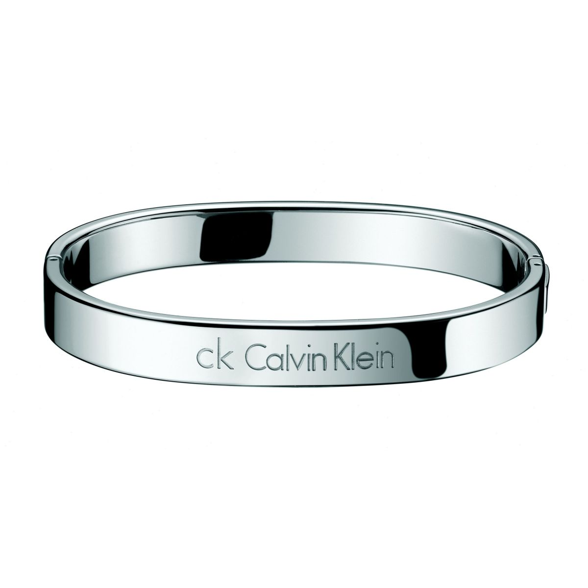 femme Calvin Klein Jewellery Hook Bangle Watch KJ06CB01010S