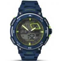 Mens Sekonda Alarm Watch