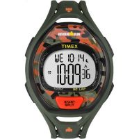 homme Timex Indiglo Ironman Alarm Chronograph Watch TW5M01200
