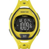 homme Timex Indiglo Ironman Alarm Chronograph Watch TW5M01800