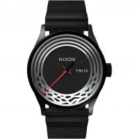homme Nixon The Sentry Woven Star Wars Special Edition Kylo Ren Watch A1067SW-2444