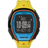 homme Timex Indiglo Ironman Alarm Chronograph Watch TW5M00800