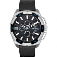 Mens Diesel Heavyweight Chronograph Watch