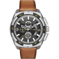 homme Diesel Heavyweight Chronograph Watch DZ4393
