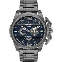 Herren Diesel Ironside Chronograph Watch DZ4398