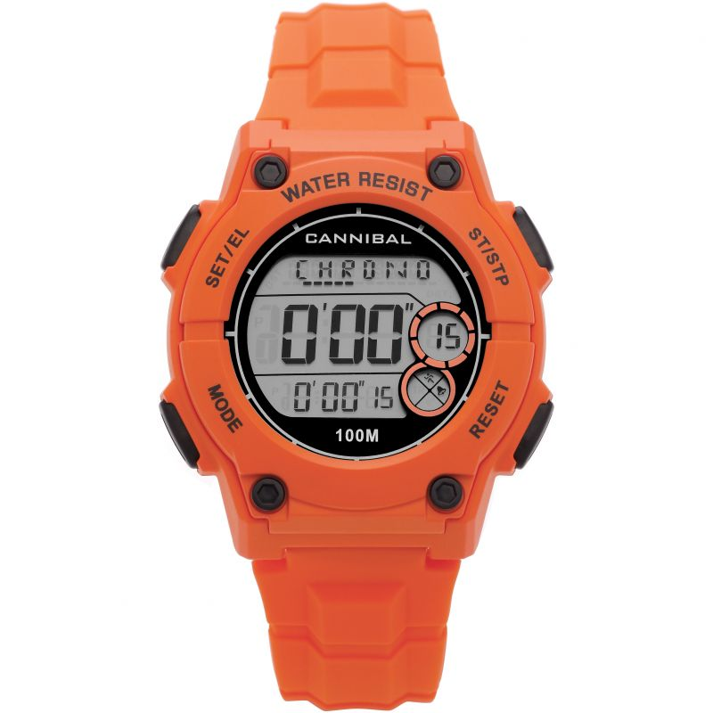 Mens Cannibal Alarm Chronograph Watch CD274-26