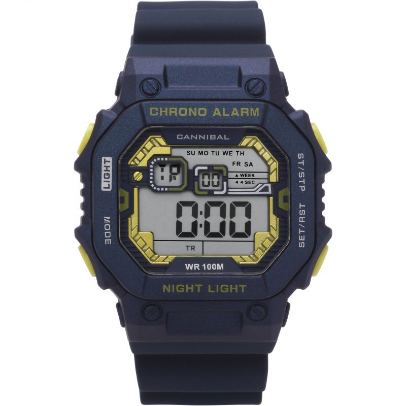 Herren Cannibal Alarm Chronograph Watch CD277-05