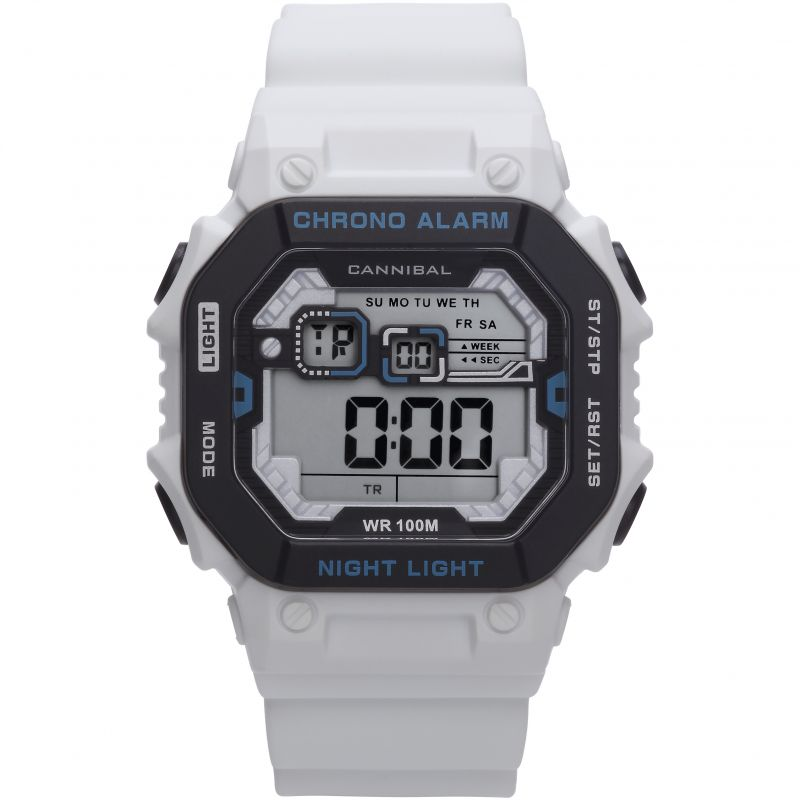 Mens Cannibal Alarm Chronograph Watch CD277-09