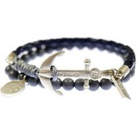 Icon Brand Base metal Silica Bracelet