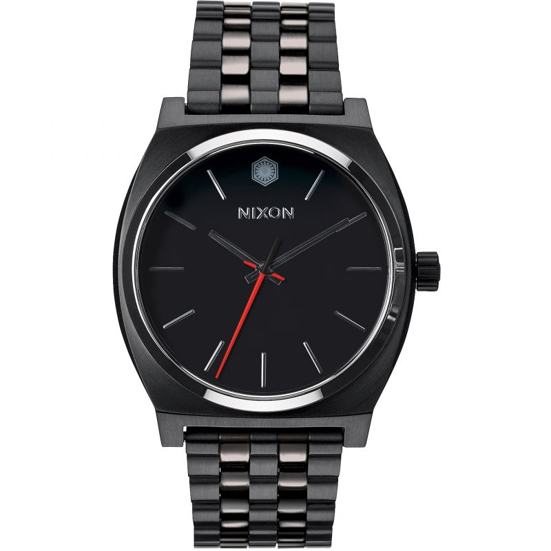 Mens Nixon The Time Teller Kylo Ren Watch A045SW-2444