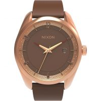 femme Nixon The Bullet SW Leia Rose Gold Watch A418SW-2610