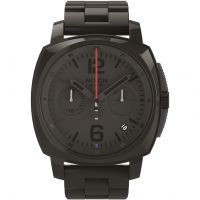 Nixon The Charger Chrono SW Vader Black Herenchronograaf Zwart A1071SW-2244