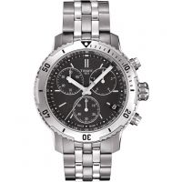 Mens Tissot PRS200 Chronograph Watch