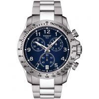 homme Tissot V8 Chronograph Watch T1064171104200
