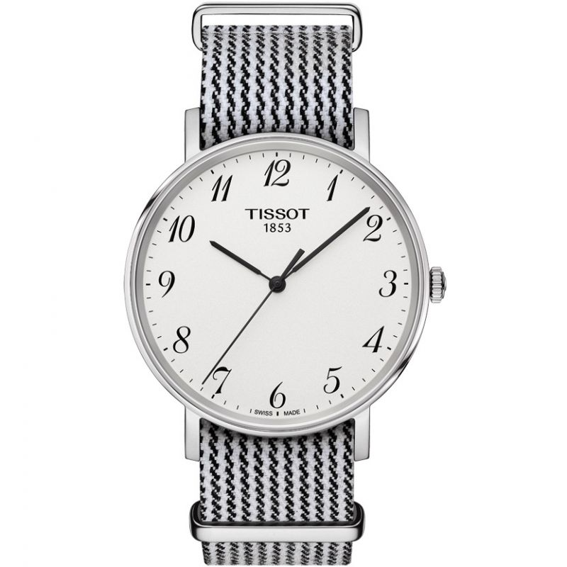 Mens Tissot Everytime Watch T1094101803200