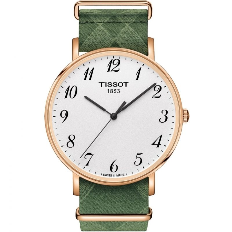 Mens Tissot Everytime Watch T1096103803200