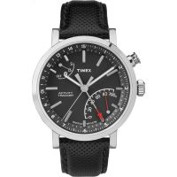 homme Timex Metropolitan+ Activity Tracker Bluetooth Hybrid Smartwatch Chronograph Watch TW2P81700