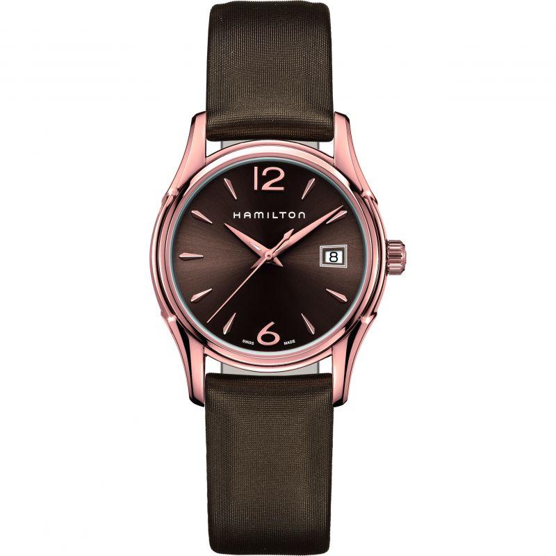 Damen Hamilton Jazzmaster 34mm Watch H32341975