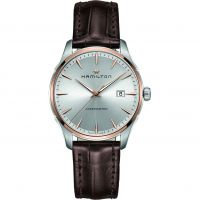 homme Hamilton Jazzmaster Gents 40mm Watch H32441551