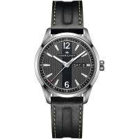Hamilton Broadway Day-Date 40mm Herenhorloge Zwart H43311735