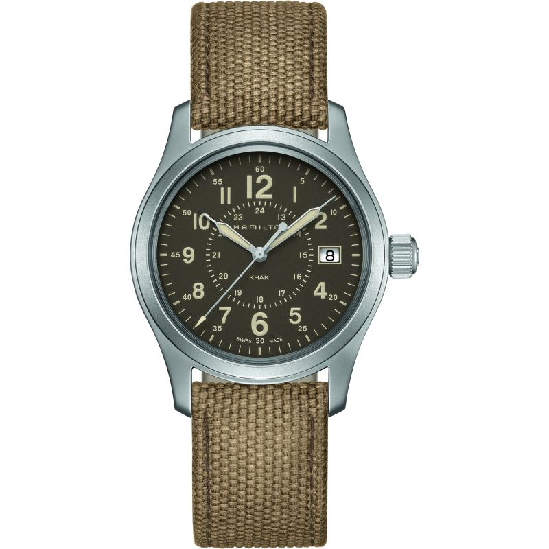 Herren Hamilton Khaki Field 38mm Watch H68201993