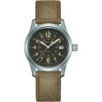 Herren Hamilton Khaki Field 38mm Watch H68201993