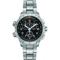 Herren Hamilton X-Wind Chronograf Uhr