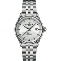 homme Certina DS-1 Powermatic 80 Watch C0298071103100