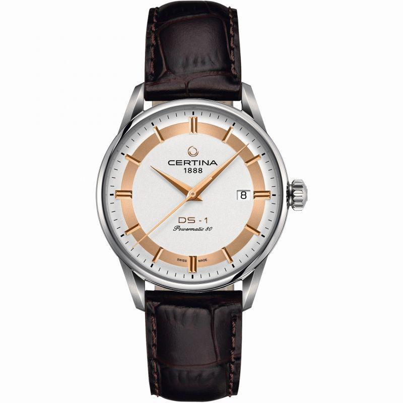 Herren Certina DS-1 Powermatic 80 Himalaya Special Edition Watch C0298071603160