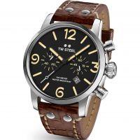 Herren TW Steel Maverick Chronograph 45mm Watch TWMS3