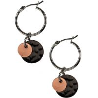 Damen Nine West Basis metal earrings