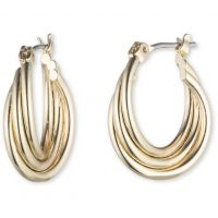 Ladies Nine West Base metal Earrings