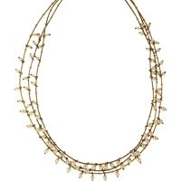 femme Anne Klein Jewellery Necklace Watch 60155703-887