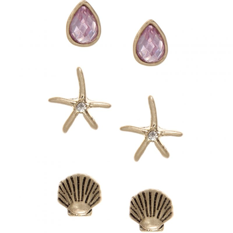 Ladies Lonna And Lilly Base metal Earrings 60432002-E50