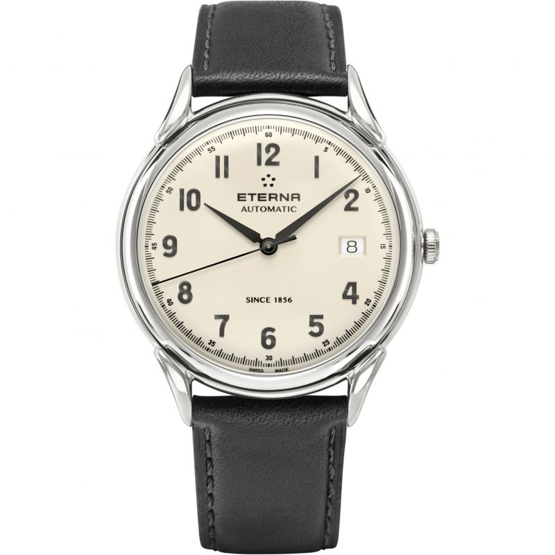 Mens Eterna Heritage 1948 Automatic Watch 2955.41.94.1388