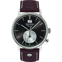 Mens Bruno Sohnle Stuttgart GMT Watch 17-13180-841