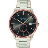 Bruno Sohnle Triest Big Herenhorloge Tweetonig 17-63182-842