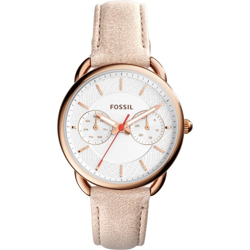 Damen Fossil Tailor Watch ES4007