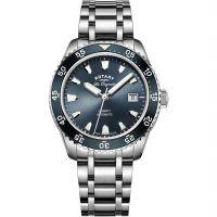 Herren Rotary Schweizer hergestellt Legacy Tauchen Automatik Uhr