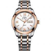 Herren Rotary Schweizer hergestellt Legacy Quarz Uhr
