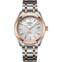 Damen Rotary Schweizer hergestellt Legacy Automatik Uhr