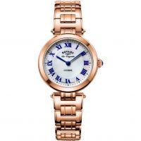 femme Rotary Swiss Made Lucerne Quartz Watch LB90189/41