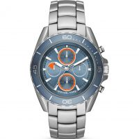 homme Michael Kors The Jetmaster Chronograph Watch MK8484