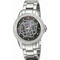 Damen Folli Follie Santorini Flower Exclusive Watch 6010.2061