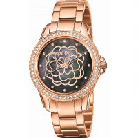 Ladies Folli Follie Santorini Flower Exclusive Watch