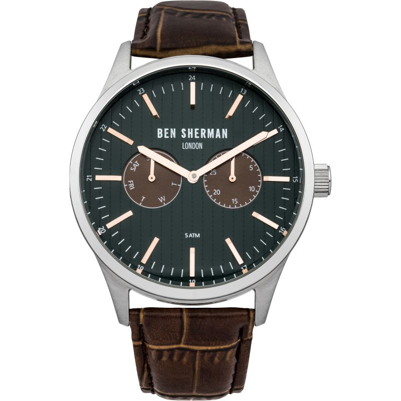 Mens Ben Sherman London Watch WB024BRA