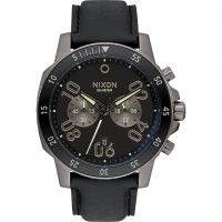 Zegarek męski Nixon The Ranger Chrono Leather A940-2305