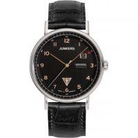 Herren Junkers Eisvogel Automatik Swiss Watch 6754-5