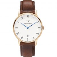 Mens Daniel Wellington Dapper 34mm St Mawes Watch